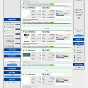 Hyip Monitor Themes